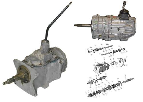 Transmission and Transaxle - Manual